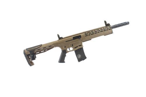 FEAR-116 12 Ga Semi-Auto Shotgun (FLAT DARK EARTH)