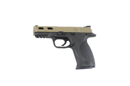 Smith & Wesson 40 (4 Diamond Cut Slide)