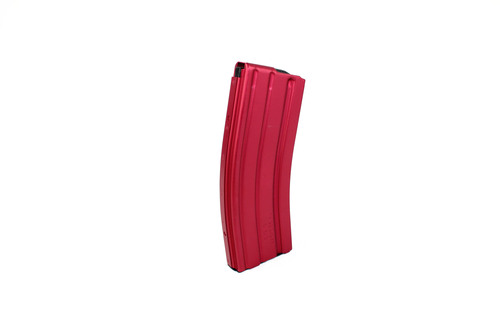 .223 / 5.56 / 300 Blackout C Products Defense 30 Round Magazine - Red (MAG55630R)