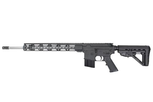".223 Wylde 20"" 'Operator Series' Stainless steel Fluted Complete Rifle / 1:8 Twist / 15"" Keymod Handguard / ""LongBoi"""