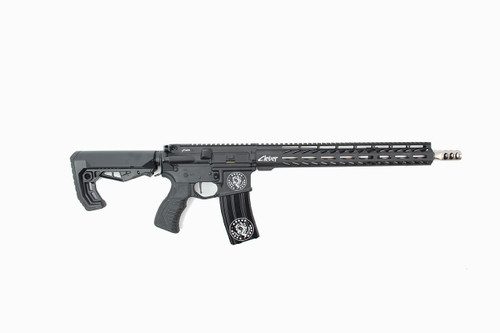 "223 Wylde 16"" 'Tomboy V2' Stainless steel Match Grade Complete Rifle / 1:8 Twist / 15""Mlok Handguard"