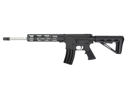 "5.56 NATO 16"" 'Operator Series' Stainless steel Complete Rifle / 1:8 Twist / 10""Mlok"