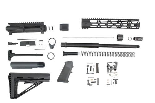 """7.62 x 39 'Wolverine Series' 16"""" Nitride Builder Kit / 1:10 Twist / 12"""" MLOK Handguard (Z70997)"""