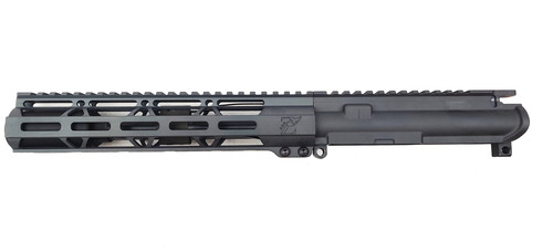 "Zaviar Firearms 5.56 Nato 'Operator Series' 7.5"" Nitride Upper Receiver / 1:7 Twist / 10"" MLOK Handguard / Sniper Grey"