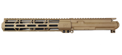 "Zaviar Firearms 5.56 Nato 'Operator Series' 7.5"" Nitride Upper Receiver / 1:7 Twist / 10"" MLOK Handguard / FDE"