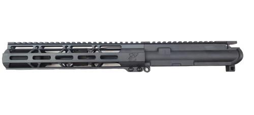 "Zaviar Firearms 7.62x39 'Wolverine Series' 7.5"" Nitride Upper Receiver / 1:7 Twist / 10"" MLOK Handguard / Sniper Grey"