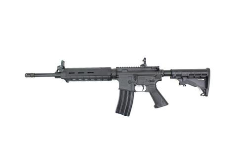 "Zaviar Firearms 5.56 Nato 'Operator Series' 16"" M4  Nitride Complete Mid Length Rifle / 1:7 Twist / M4 Stock"