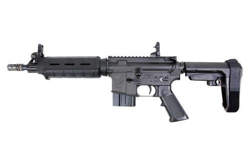 "Zaviar Firearms 7.62 'Wolverine Series' 10.5"" M4 Carbine Nitride Complete Pistol / 1:10 Twist /SBA3 (Z70992)"