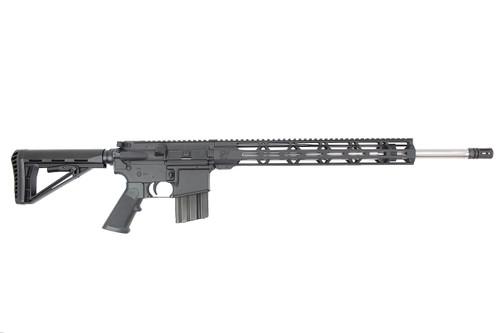 """Zaviar Firearms .223 Wylde 20"""" 'Operator Series' Stainless Steel Complete Rifle / 1:8 Twist / 15""""Mlok Handguard / """"LongBoi"""" (Z54920)"""