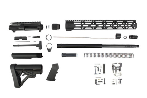 "6.5 Grendel Type II 'Recon Series' 18"" Nitride Builder Kit / 1:8 Twist / 15"" MLOK Handguard"
