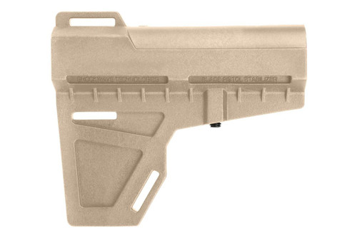 KAK Industries Magpul FDE Shockwave Blade + KAK Shockwave Tube Kit