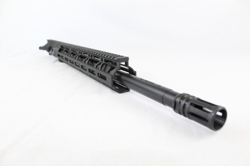 "Z6 'Grendel Series' 20"" 6.5 Grendel Type II Nitride AR15 Upper Receiver with 15"" Free Float MLOK Handguard"