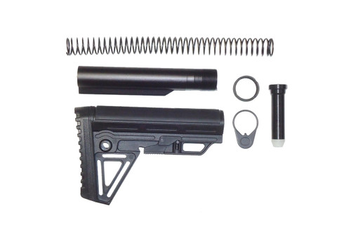 Zaviar BS-5 Alpha 6 Position Adjustable Stock Kit
