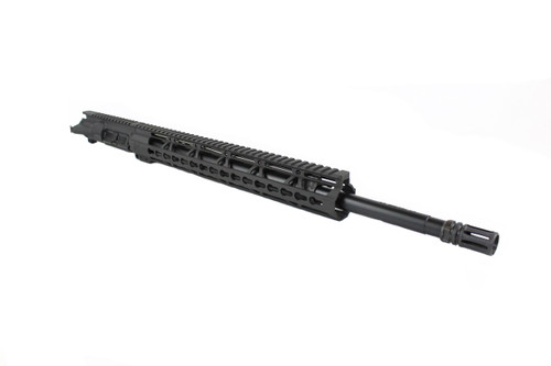 "6.5 Grendel Type II 'Recon Series' 20"" Nitride Upper Receiver / 1:8 Twist / 15"" KeyMod Handguard"
