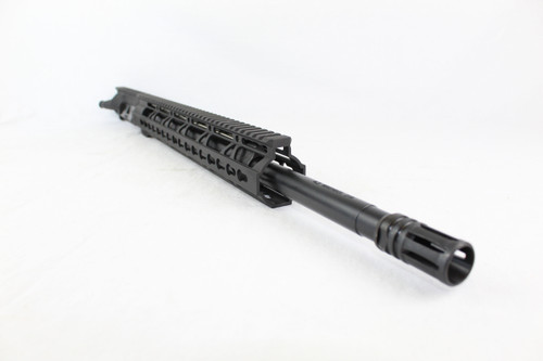 "Z6 'Grendel Series' 20"" 6.5 Grendel Type II Nitride AR15 Upper Receiver with 15"" Free Float KeyMod Gen2 Handguard"