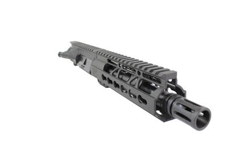 "5.56 Nato 'Operator Series' 7.5"" Nitride Upper Receiver / 1:7 Twist / 7"" KeyMod Handguard"