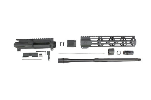 ".223 Wylde 'Operator Series' 16"" Government Upper Kit / 1:9 Twist / 10"" MLOK Handguard"