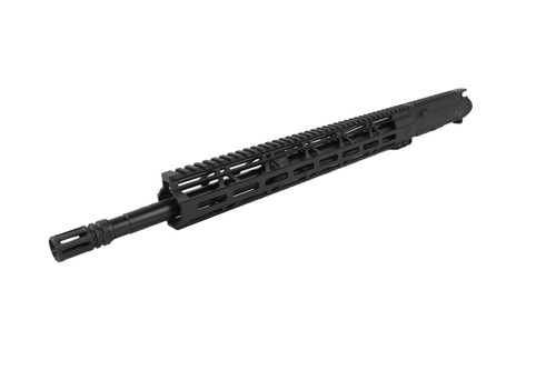 "6.5 Grendel Type II 'Recon Series' 18"" Nitride Upper Receiver / 1:8 Twist / 15"" MLOK Handguard"
