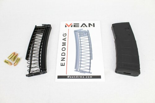 MEAN EndoMag™ 9MM 30 Round PMAG Magazine Conversion Kit with PMAG Housing