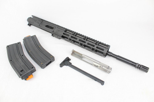 "Z22 'Spitfire' Trainer .22LR Assembled Upper Receiver | 16"" .22LR CMMG Barrel 