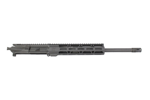 "Z300 'Blackout Series' 16"" AR15 300AAC Blackout Upper Receiver with 10"" MLOK Free Float Rail"
