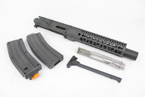 "22LR Assembled Upper Receiver | 9"" .22LR CMMG Barrel 