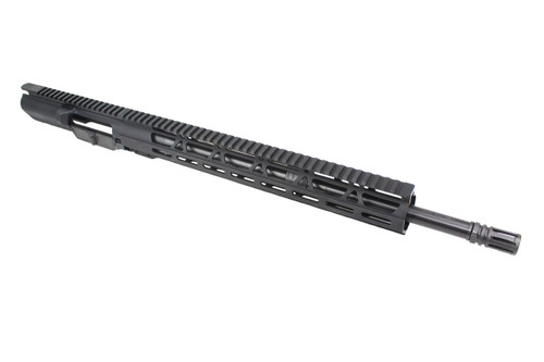 "Z10 'Winchester Series' 18"" AR10 .308 Upper Receiver with 15"" KeyMod .308 Free Float Rail"