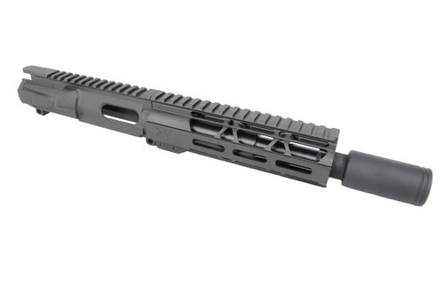 "Z9 'Stinger PDW' 9mm Assembled Upper Receiver | 7.5"" Barrel 