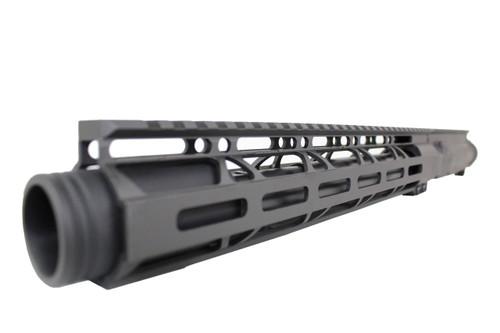 "9mm 'Stinger Series' 9.5"" - 10.5"" Overall Nitride Upper Receiver / 1:10 Twist / 12"" MLOK Handguard (Z54032)"
