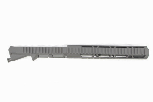 "ZAVIAR 7.5"" 5.56 NATO NITRIDE UPPER RECEIVER / 1:7 TWIST / FLASH CAN / 10"" KEYMOD HANDGUARD"