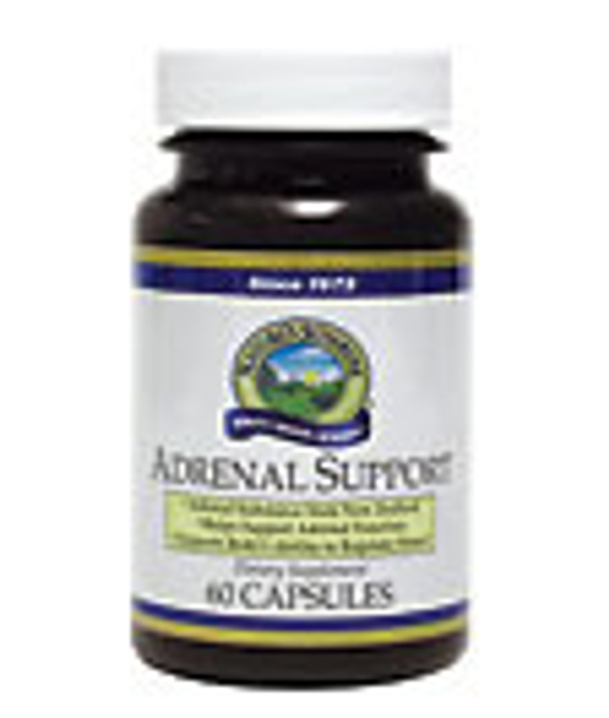 Adrenal Support by Nature's Sunshine
