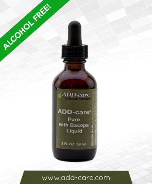 ADD-care(R) Pure with Bacopa (Liquid)