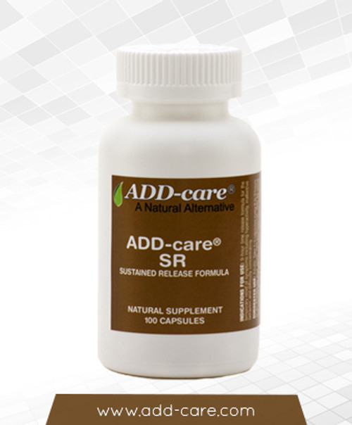 ADD-care(R) SR 100 Capsules