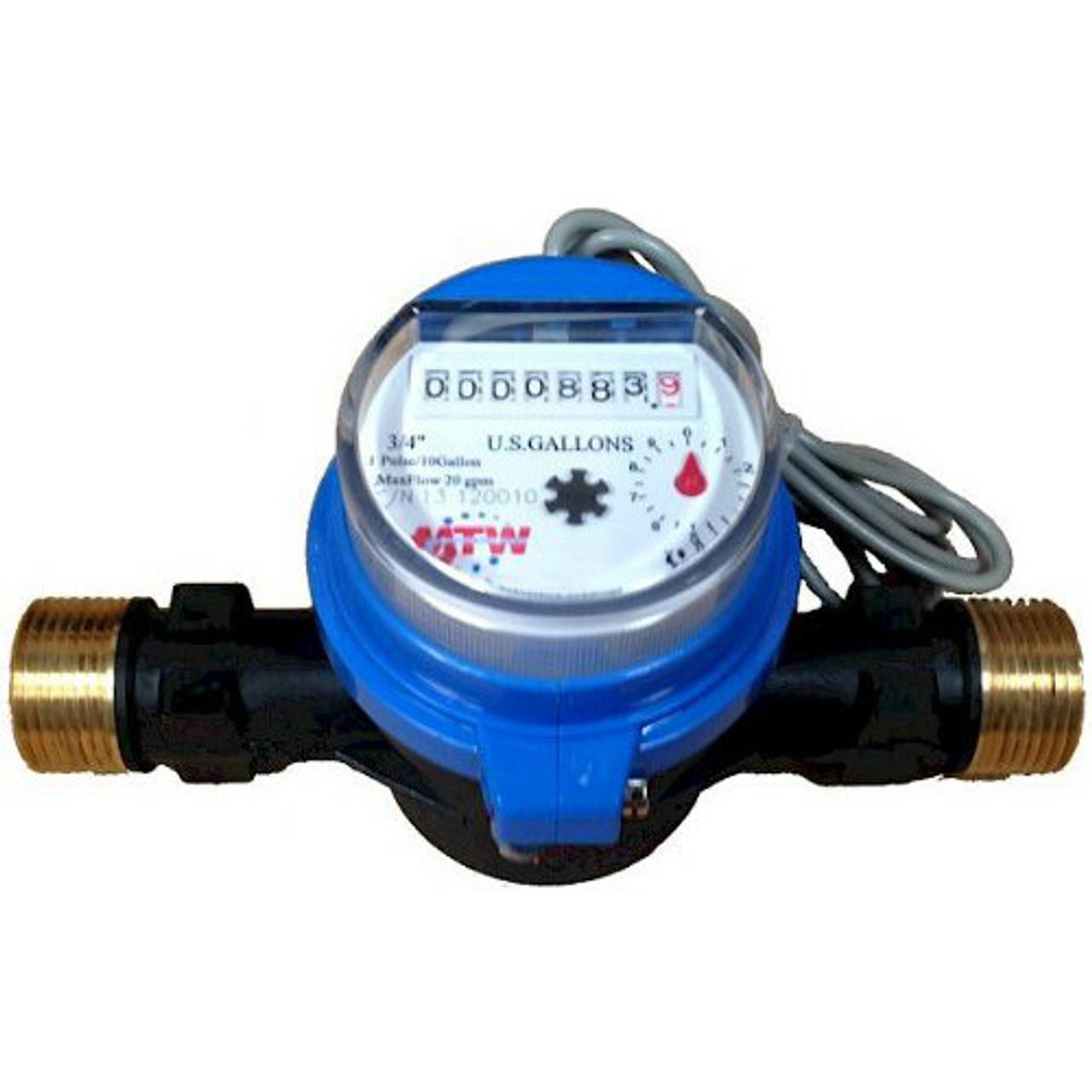 Cold Water Meters