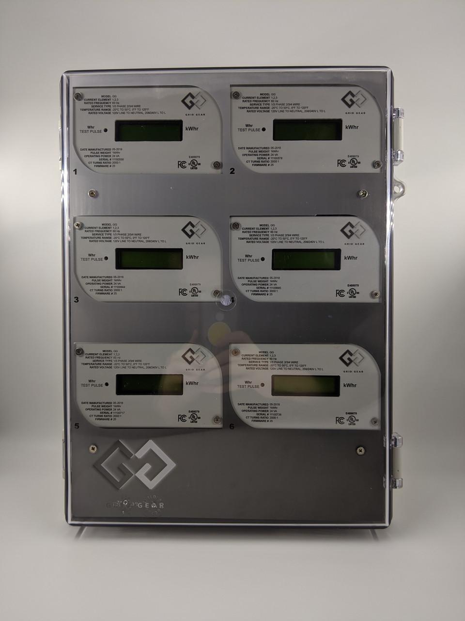 Multiple Meter Units
