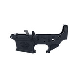 Anderson Mfg AR9 Stripped Lower Receiver w/LRBHO for 9mm Glock Mags Forged - Black