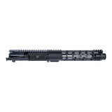 """9"""" 9mm Stainless Barrel - 10"""" Rail - Micro Slim Flash Cone - AR15 Pistol Upper Assembly"""