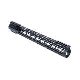 "15"" KEYMOD Lightweight Free Float Rail - AR15 - Black"