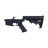 Anderson Mfg Complete Lower Receiver & 6 Position Buttstock