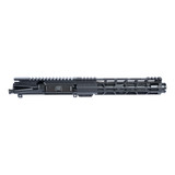 """8.5"""" 300 BLACKOUT Parkerized Barrel - 10"""" Rail - Micro Slim Cone Flash Can - AR15 Pistol Upper Assembly"""