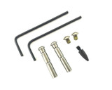 Trigger & Hammer (Anti-Walk) Pin Set -  AR15 or AR10/LR308   Stainless