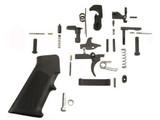 AR15 Lower Parts Kit - MilSpec Black Hammer/Trigger