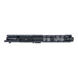 8.5'' 556 NATO Stainless Barrel - 10'' Rail - Micro Slim Cone Flash Can - AR15 Pistol Upper Assembly