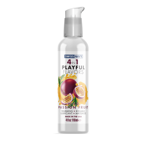 4 in 1 - Playful Flavors - Wild Passion Fruit