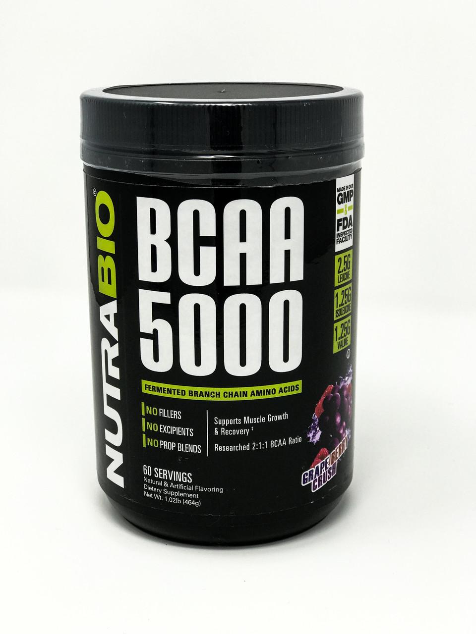 Nutrabio BCAA