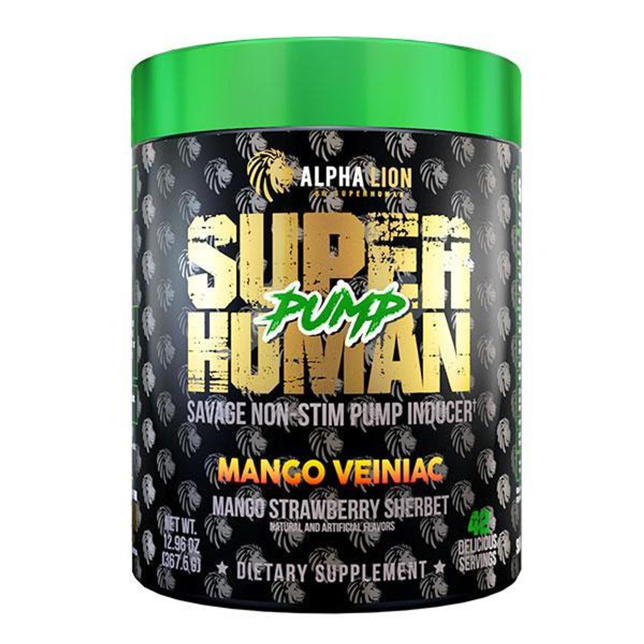 Super Human Pump