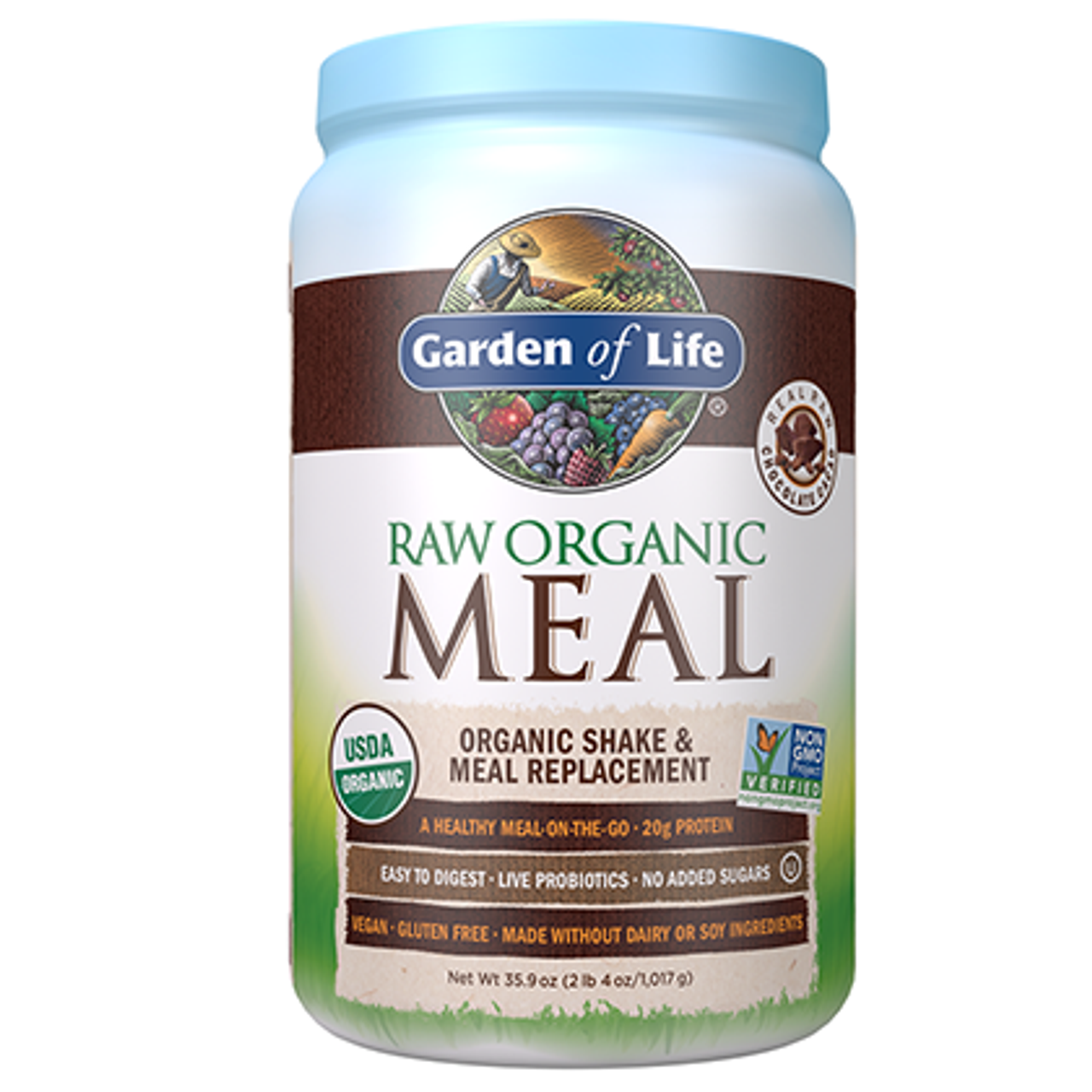 Raw Meal Replacement
