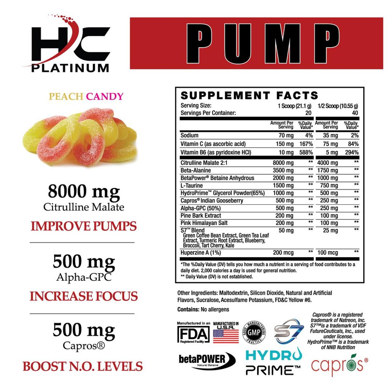 xl pump