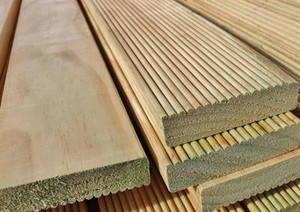 Treated Pine Decking