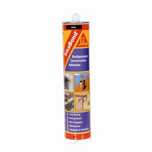 SikaBond Construction Adhesive